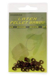 Drennan Latex Pellet Bands Medium