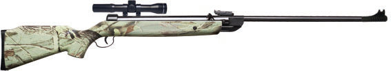 Smk B2 camo Air Rifle