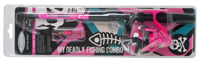Fladen My Deadly Fishing Combo 1.65 Metre Kids Combo
