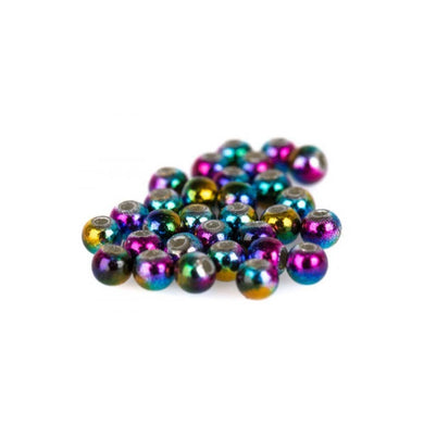 Veniard rainbow Beads 4mm