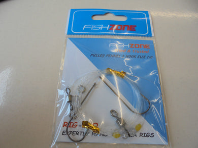 Fishzone Pulley Pennel 6/0
