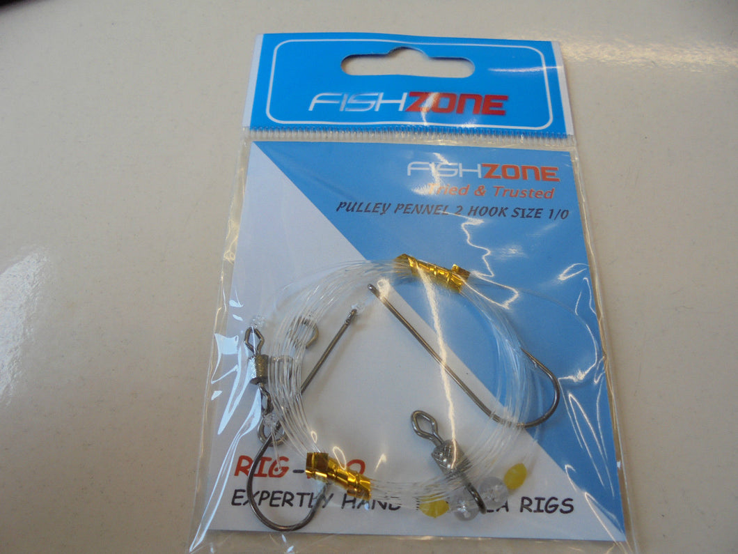 Fishzone Pulley Pennel 5/0