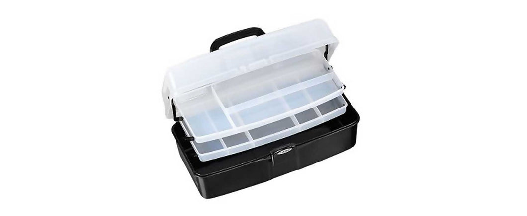Fladen 2 Tray Cantilever Tackle Box Large
