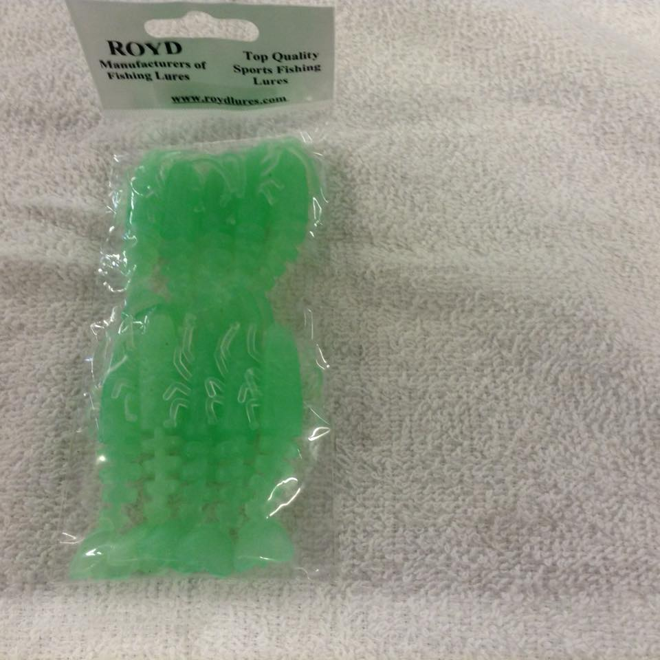 Royd luminous prawn