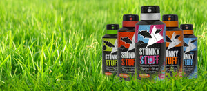 Stinky Stuff Bait sprays