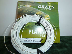 greys platinum fly line