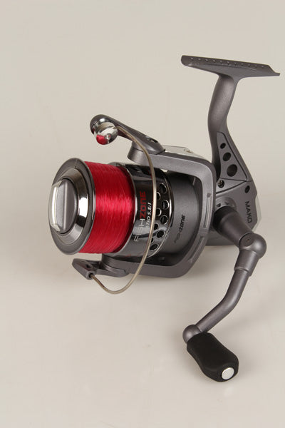 Fish Zone Chrome af50 Front Drag Spinning Reel