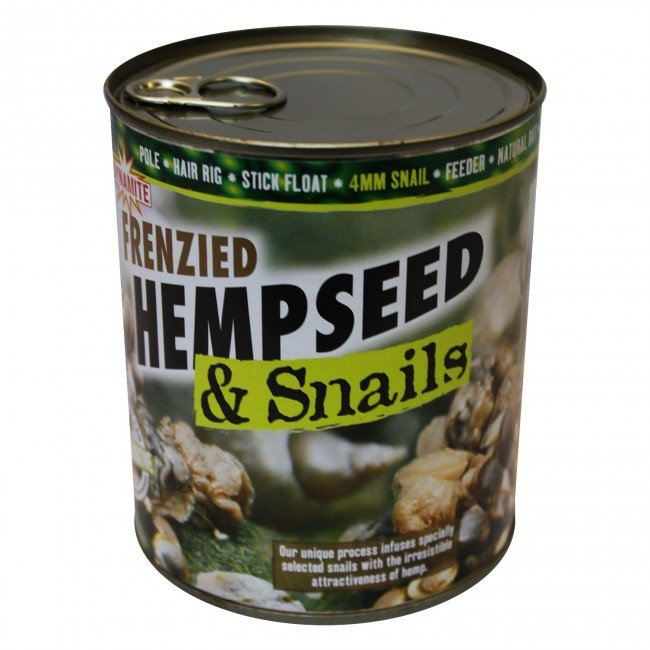 Dynamite Baits Frenzied Hempseed And Snail