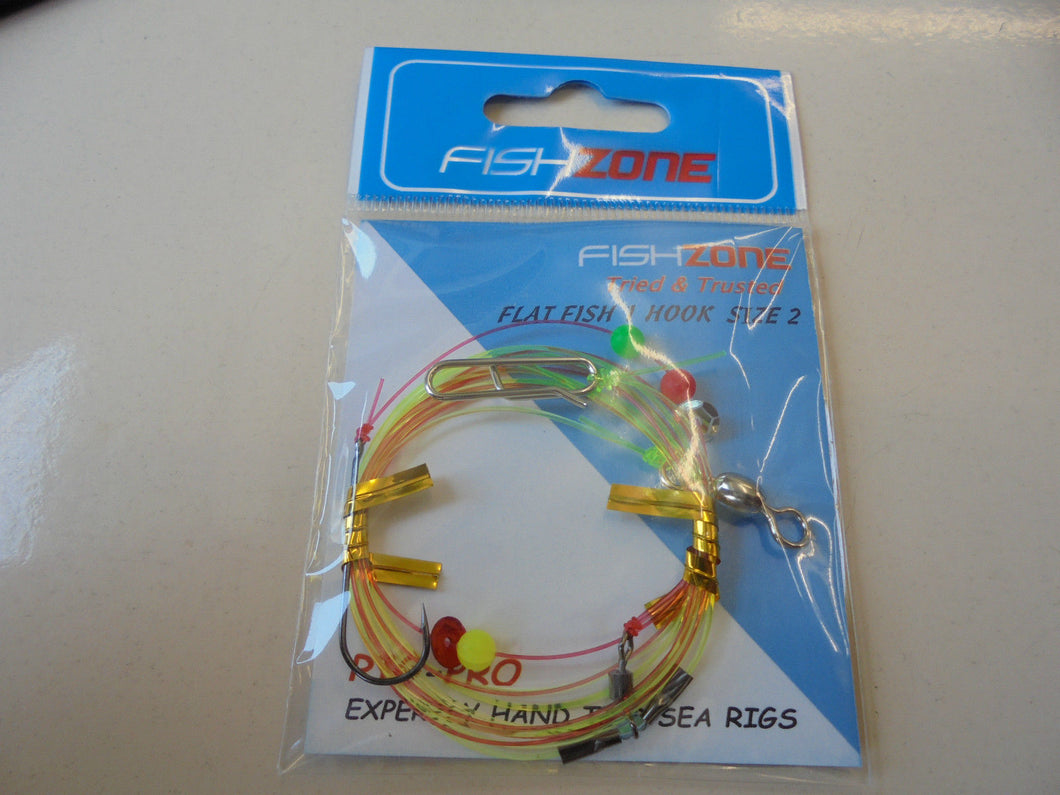Fishzone Flatfish Rig