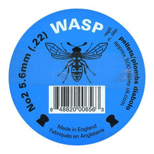 Wasp .22 Air Rifle Pellets no 2