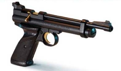 2240 Rabbit Stopper Pistol