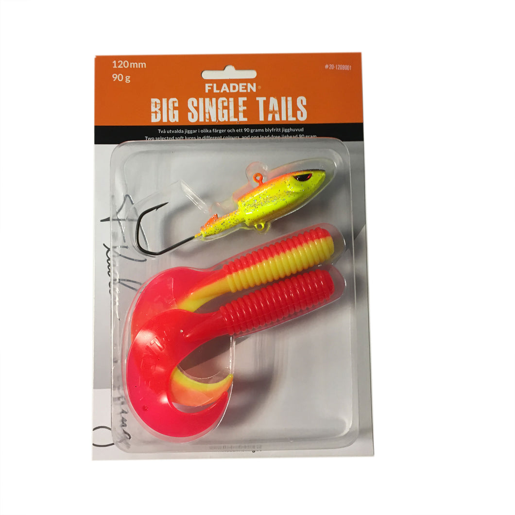 Fladen Big Single Tails Lure