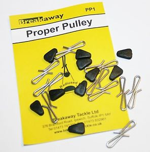 Breakaway Proper Pulleys 10 Per Pack
