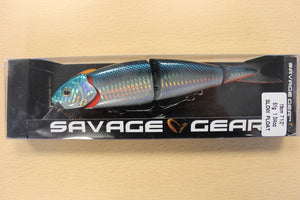 Savage Gear Herring Lowrider Slow Float Lures Green Silver
