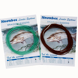 Snowbee Braided Leader Fast Sink-Billy's Fishing Tackle
