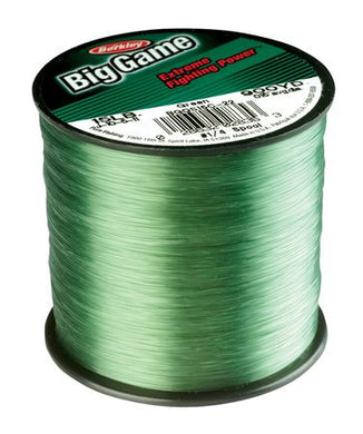 Berkley Big Game 1/4 Spools Green