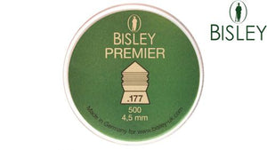 Bisley Premier Pellets  4.5mm