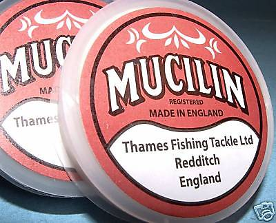 Mucilin red