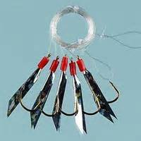 Fladen Plankton Mackerel Feather Lure  #1204-2-0