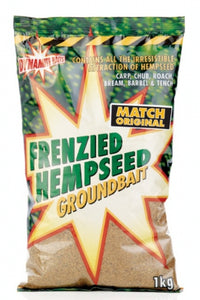 Dynamite frenzied Hempseed Ground Bait