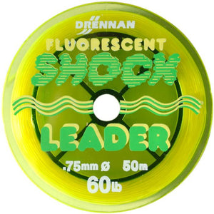 Drennan Fluorescent shock leader