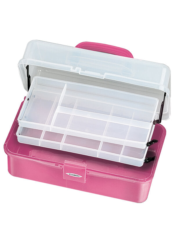 Fladen Pink Tackle Box