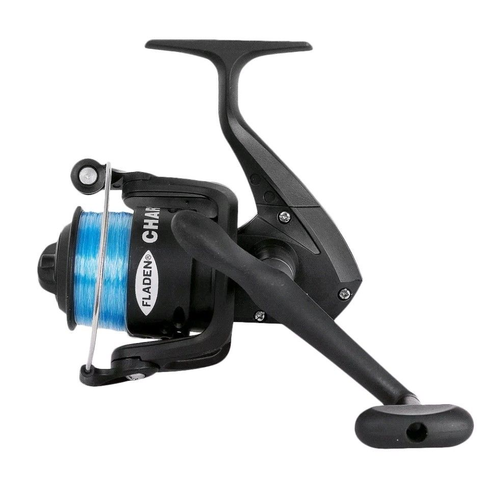 Fladen Charter 320 1bb Spinning Reel - Black