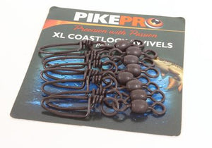 PIKEPRO COASTLOCK SWIVELS-Billy's Fishing Tackle