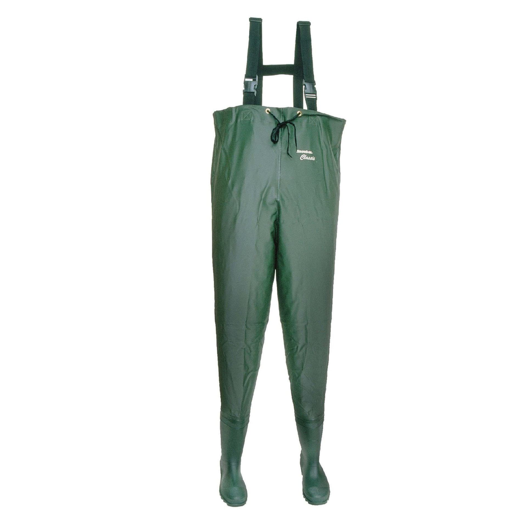 Snowbee Classic Hi-Elastic PVC Chest Waders-Billy's Fishing Tackle