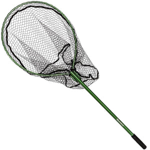 Snowbee Fly Game Fishing Net - Green