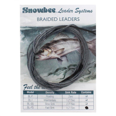 Snowbee Leader Systems Braided Leaders-Billy's Fishing Tackle