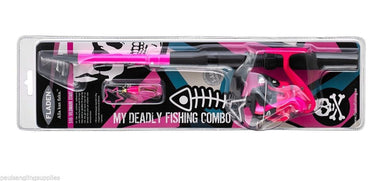 My Deadly Fishing Telescopic Combo For Kids