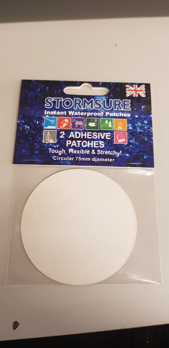 StormSure instant waterproof patches