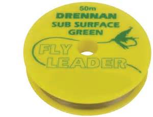 Drennan Sub Surface Fly Line Leader