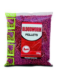 Rod Hutchinson Bloodworm 4mm Pellets