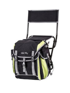 Fladen Fishing Green hipster chair and backpack