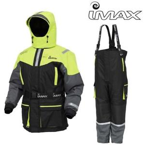 Imax Expert Oceanic 2 piece Floatation Suit