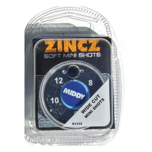 MIDDY Zincz Thick Cut Four-Compartment Soft Mini Shots