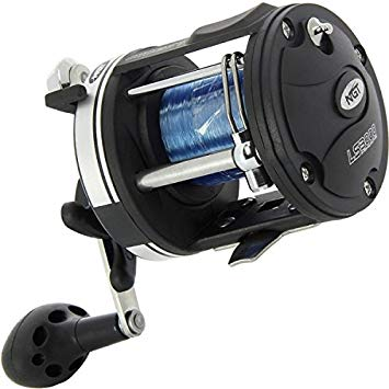 NGT LS3000 Hi=tech Multiplier reel