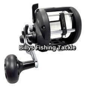 Jarvis Walker Odyssey Multiplier Reel-Billy's Fishing Tackle