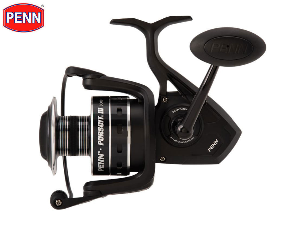 New Penn Pursuit III 8000 Spinning Fishing Reel-Billy's Fishing Tackle