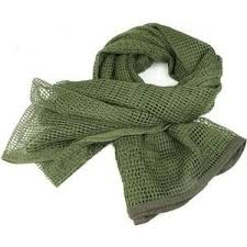 British Army Scrim Scarf