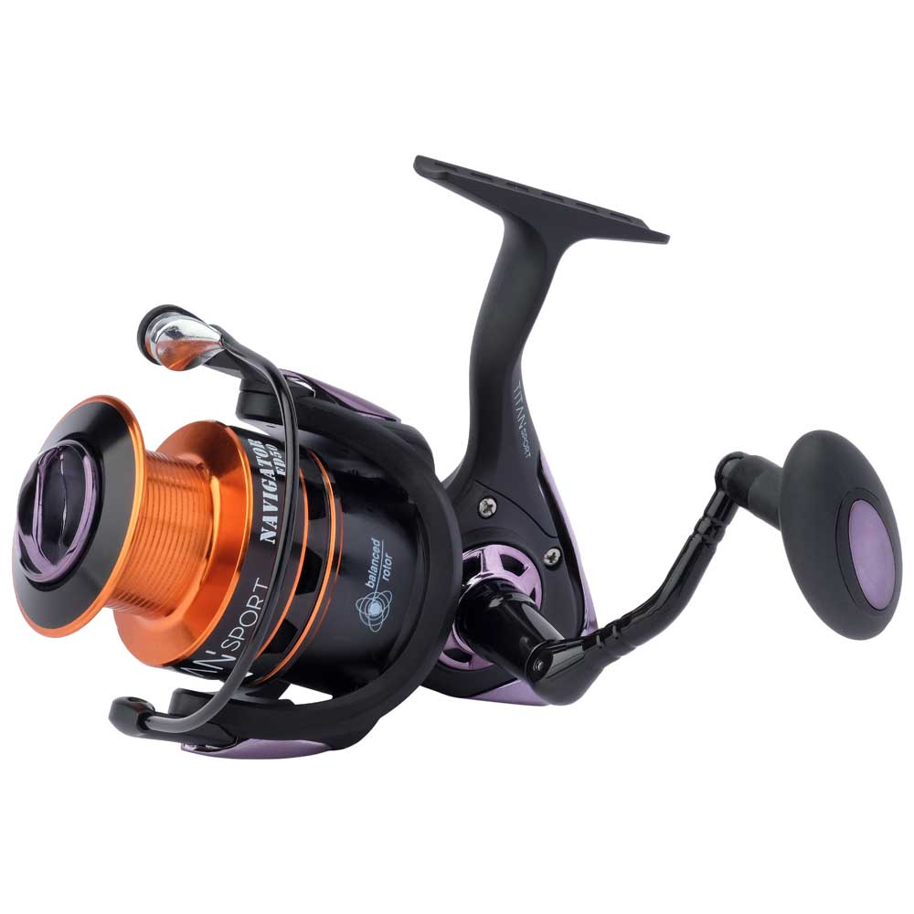Titan sport Navigator FD Spinning reel-Billy's Fishing Tackle