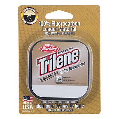 Berkley Trilene 100% Fluoro Leader