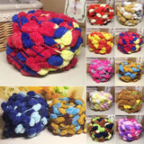 large ball cushion sweater
