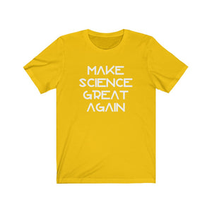 Make Science Great Again Boxo T-shirt