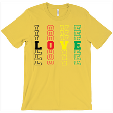 Black History Love Valentine's Day Shirt