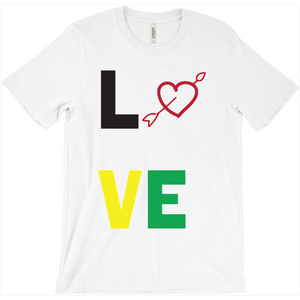 "Black History Month ""LOVE"" T-Shirt"