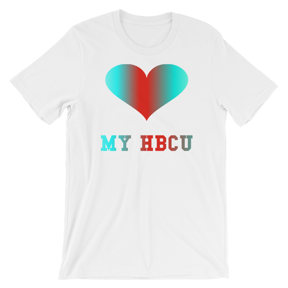 Delaware State Love My HBCU Short-Sleeve Unisex T-Shirt