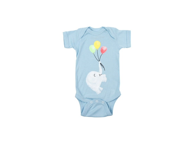 ELEPHANT DREAMS ONESIE
